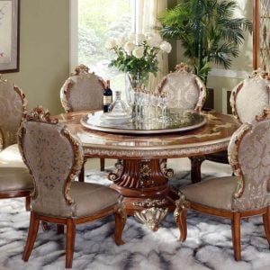 MO-D129-44-46B Dining room set